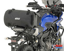 Givi EA114BK Waterproof Motorcycle Tail Pack Seat Bag 30 Ltrs Black (Was TW02)