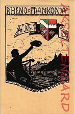 Normalformat Sammler Motiv Ansichtskarten vor 1914 aus Bayern, Deutschland