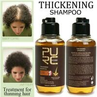 PURC Natural Ginger Oil-Control Shampoo Anti Dandruff Care Loss Hair Health P8H0