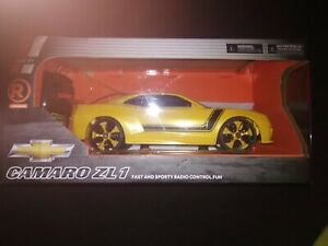 CHEVROLET CAMARO ZL 1 with full function wireless controller 85 mph scale speed
