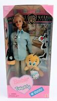 Barbie Loves Tweety Warner Bros. Doll New in Box Special Edition