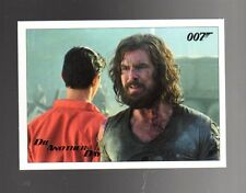 James Bond Archives Final Edition Die another Day #12 GOLD card 141/250