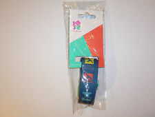 London 2012 Paralympic Games Official Product Pictograms Blue Lanyards