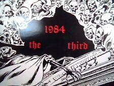DOUBLE 33T           THE THIRO   1984