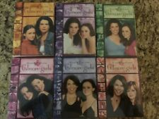 Gilmore Girls (DVD) NEW! Lot! Seasons 1, 3, 4, 5, 6, and 7! Free Shipping!