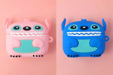 Cartoon Stitch Silicone Headphone Cover For Apple AirPods Pro Charging Case