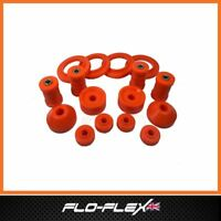 Triumph Stag Rear Chassis & Suspension Bushes in in Poly Polyurethane Flo-Flex