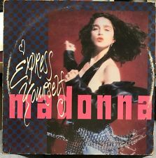 """MADONNA EXPRESS YOURSELF 12"""" 1989 SIRE 9-21225-0"""