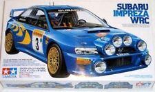 Subaru 1980-2001 Car Model Building Toys