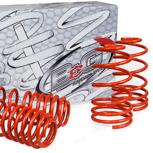 B&G Lowering Springs 1.2F/1.2R for BMW 04-09 525/530i 4dr 08.1.160