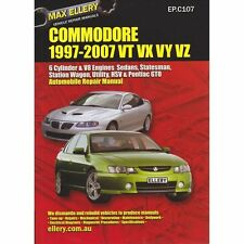 Holden Commodore VT VX VY VZ 1997-2007 With MPN Ep-c107