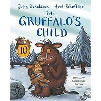 The Gruffalo's Child 10th Anniversary Edition, Donaldson, Julia, Very Good Book