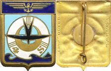 S.E.S. LARTIGUE, 4 S - 5 S, bouée, émail, dos lisse doré embouti,Drago Ber(7425)