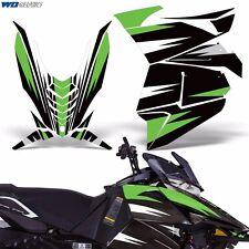 Decal Wrap Graphic Kit Yamaha SR Viper RTX STX MTX Part Sled Snowmobile 14-16 MO