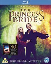 The Princess Bride 30th Anniversary Edition Blu-ray DVD Region 2