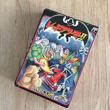 Red Arremer II Gargoyles Quest 2 Demon Crest Blazon Famicom NES Nintendo Capcom