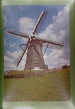 CPA Holland Lisse Windmill Moulin a Vent Windmühle Wiatrak Molin w66