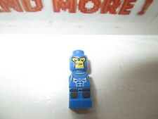 Lego - Minifig - Microfig Minotaurus Gladiator Blue 85863pb018