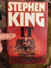 Stephen King IT UK Hardcover