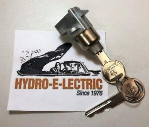 NEW 1965-1969 Dodge Coronet & Super Bee Glove Box/Console Lock & Latch -OE Keys
