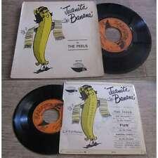 THE PEELS - Juanita Banana French EP Pop Rock 66