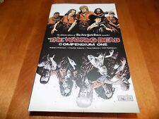 THE WALKING DEAD COMPENDIUM ONE 1 Robert Kirkman Graphic Novel Tony Moore Book