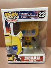 Funko Pop transformers (Bubble Bee)