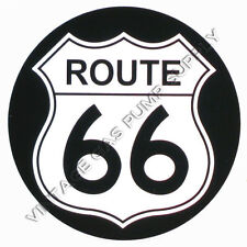 "Route 66 6"" Vinyl Decal (DC208)"