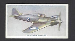 UNITED KINGDOM - AIRCRAFT - #34 THE HAWKER HURRICANE