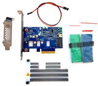 HP Z Turbo G2 PCIe Adapter Kit w Heatsink 822947-002 742006-005 MS-4365