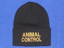 ANIMAL CONTROL, HUMANE OFFICER  Beanie, Winter hat Toboggan