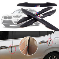 For BMW X1 Car Side Door Edge Guard Bumper Trim Protector 4pcs PVC Sticker