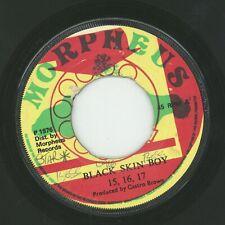 """ BLACK SKIN BOY."" 15,16,17.  MORPHEUS 7in 1976."