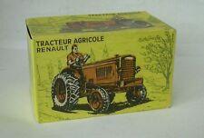 Repro Box CIJ Renault Tracteur Agricole bunt