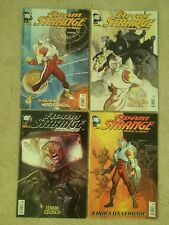 DC Comics Brazil Adam Strange Limited Series 1-8 Omega Men Portuguese book lot