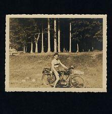 Westfalen MOTORRAD OLDTIMER / MOTORBIKE * Vintage 30s Photo