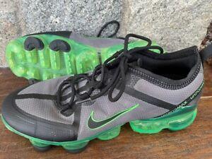 Nike Air Vapormax 2019 GS Scream Green Sneakers AJ2616-011 Size 7Y Women's 8.5