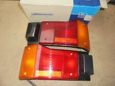 Autobianchi A112 4° Series Pair Lights Rear New