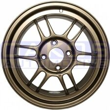 "Enkei RPF1 Wheels (16x7"", 43mm, 4x108, SINGLE) Bronze Rim for Fiesta ST"