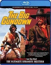 Big Gundown 4 Disc Set 2013 Region a Blu Ray