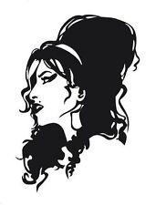 Sticker Amy Winehouse 101 - 57x82 cm