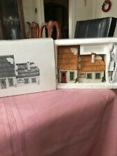 Dickens Village Series / Dept 56 / The Cottage Of Bob Cratchit And Tiny Tim