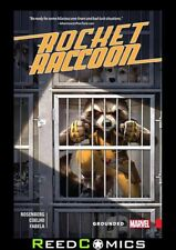 ROCKET RACCOON GROUNDED GRAPHIC NOVEL New Paperback Collects (2016) #1-5