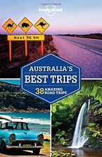 Lonely Planet Australia's Best Trips (Travel Guide) New Paperback Book Lonely Pl