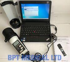 Gamma Radiation Detector MGP HDS-101G Rapid scan Wearable Handheld Capture dock