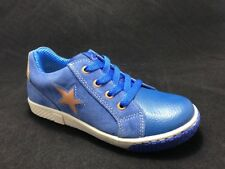 New $80 CIAO Kids European Shoes LEATHER Sneakers Size 2 USA /34 EURO