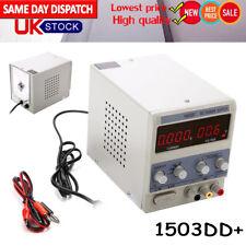 15v 1-3a Adjust DC Power Supply Precision Variable Digital Lab Tester 220v