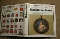 Sammlerbuch alte Miniaturen Dosen Porträtminiaturen Bildnisanhänger Schmuck