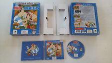 Asterix et & Obélix INFOGRAMES 1996 PC FR Big Box boite carton
