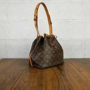 100% Authentic Louis Vuitton monogram Puchinoe M42226 shoulder bag ladie